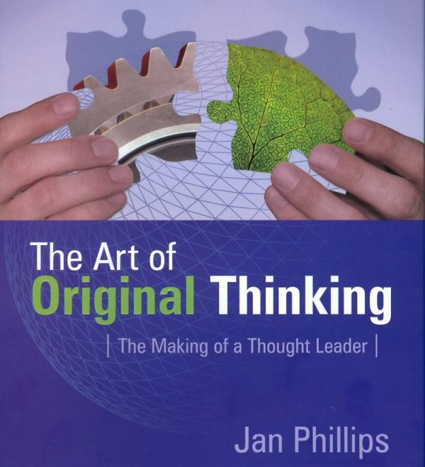 The Art of Original Thinking Cover