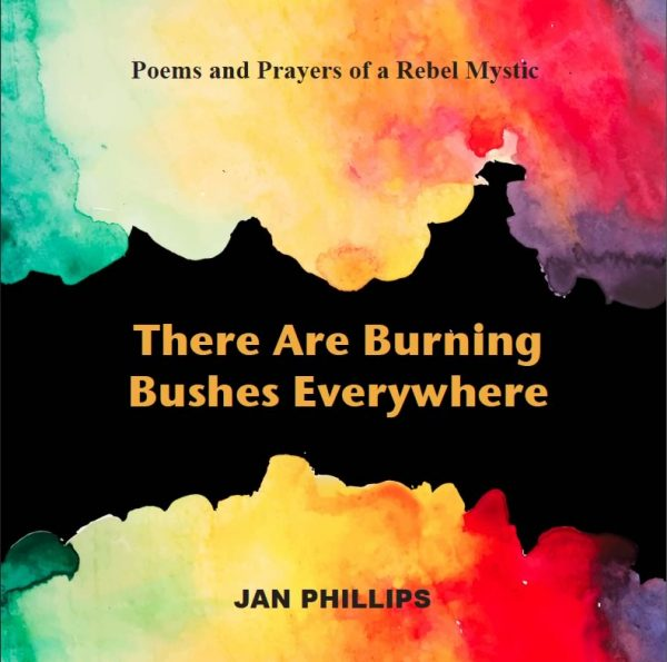 There Are Burning Bushes Everywhere Cover