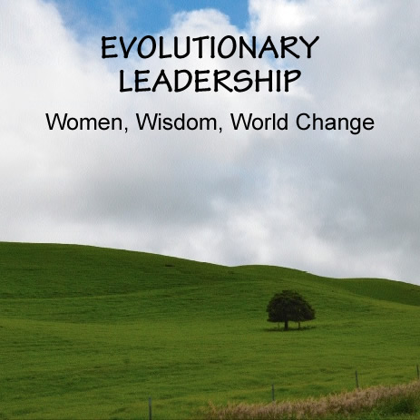 Evolutionary Leadership Cover Photo