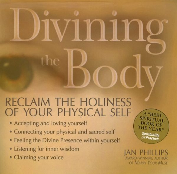Divining the Body Cover