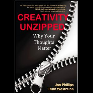Creativity Unzipped Cover