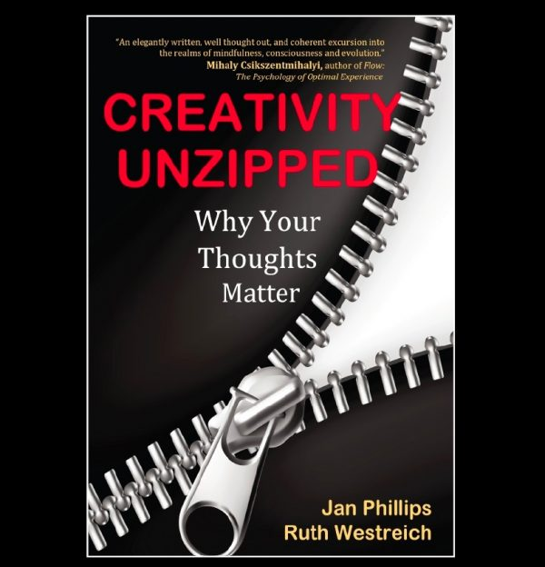 Creativity Unzipped Cover