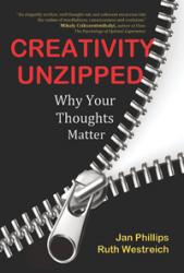 Creativity Unzipped book cover