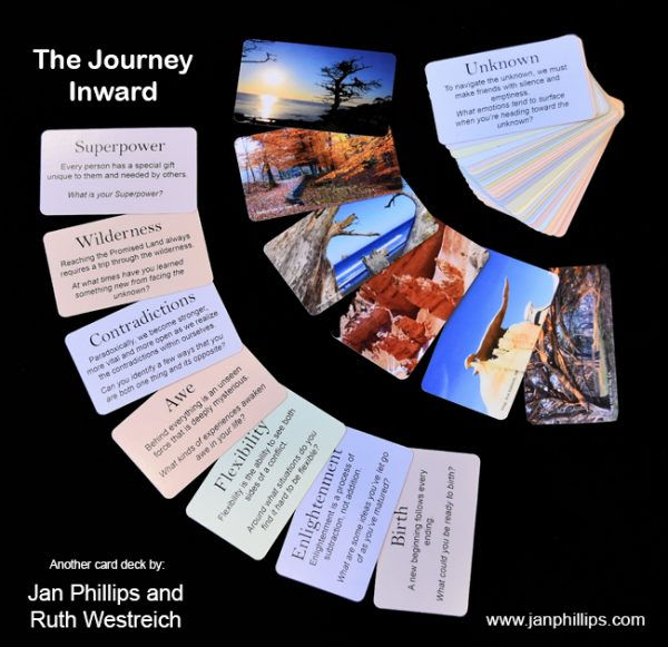 The Journey Inward Card Deck